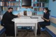 В ИК-18 организована рабочая встреча психологов со священнослужителем