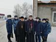 Проведена встреча сотрудников уголовно-исполнительной инспекции с представителями Русской Православной Церкви