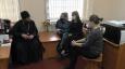 В СИЗО-1 продолжаются психокоррекционные занятия с подозреваемыми, обвиняемыми, осужденными в рамках психологической акции «Жизнь»