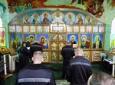 ИК-21 посетил руководитель отдела по тюремному служению Искитимской епархии иеромонах Иоанн