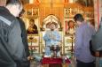 В ИК-18 прошла праздничная служба в честь престольного праздника Владимирской Иконы Божией Матери